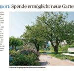 Gartenanlage Murten
